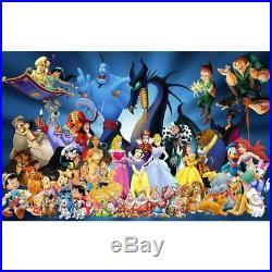 5D Diamond Painting Disney Character Spectacular Kit