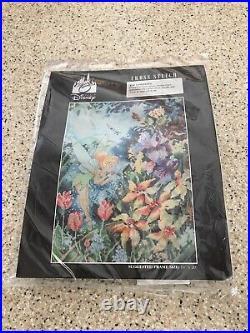 Art Of Disney Cross Stitch Kit- Tinkerbell