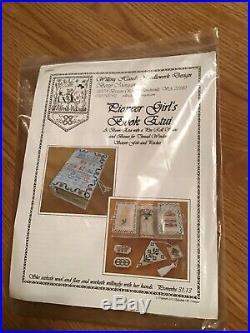 Betsy Morgan Willing Hands Pioneer Girls Book Etui Kit