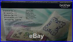 Brother Innovis V7 V5 V3 Embroidery Sewing Machine Upgrade Kit 1 Premium Pack 1