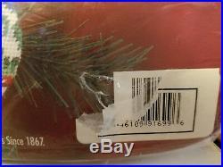 Bucilla 60736 CHRISTMAS MORNING Needlepoint Stocking Kit Sealed