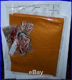 Bucilla CHRISTMAS NATIVITY ADVENT CALENDAR Felt Kit 2847 Sterilized