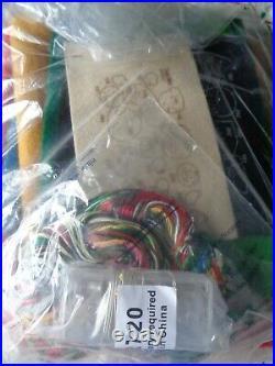 Bucilla Felt Jeweled Lighted Toy Store Advent Calendar Kit #85455 New Opened
