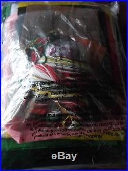 Bucilla Felt Mary's Wreath Mary Engelbreit 42 Christmas Tree Skirt Kit Opened