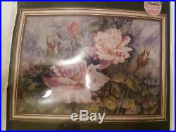 Bucilla Heirloom Collection 45962 Dana's Roses New Sealed