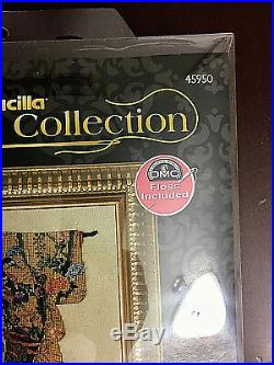 Bucilla Heirloom Collection Kimono Geisha cross stitch kit new unopened sealed