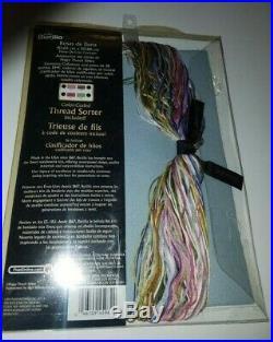 Bucilla Heirloom collection Dana's Roses Kit cross stitch 16 x 20 NIP 45962