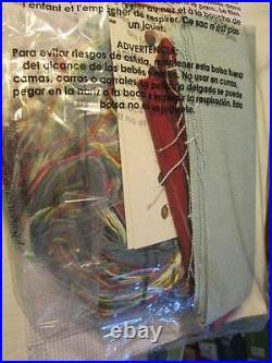 Bucilla Old World Santa Cross Stitch Stocking KIT-18 Inches/45.72 cm #86660
