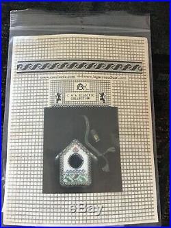 C A Wells Thimble Birdhouse Kit