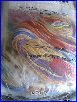 Christmas Bucilla Needlepoint Stocking Kit, LITTLE DRUMMER BOY, Rossi, 18,60758
