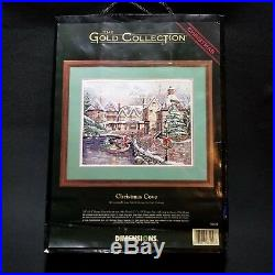 Christmas Cove 8494 Dimensions Gold Collection Counted Cross Stitch Kit 1996