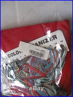 Christmas Needle Treasures Needlepoint Stocking Kit, FEATHERED FRIENDS, 06903,16