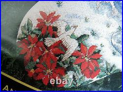 Christmas Needlepoint Dimensions GOLD Stocking Kit, ANGEL OF SERENITY, 9110,16, USA