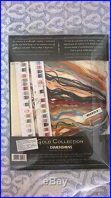 Counted Cross Stitch Kit DIMENSIONS GOLD COLLECTION Soul of the rose # 35210