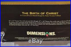 DIMENSIONS GOLD COLLECTIONThe Birth of Christ