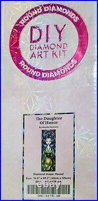 Daughter of Honor Diamond Art Club DAC Painting Mandie Manzano Princess Mulan
