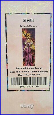 Diamond Art Club Giselle by Mandie Manzano Sealed Discontinued