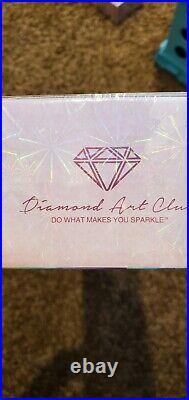 Diamond Art Club The Bayou Lady by Mandie Manzano Sealed Discontinued