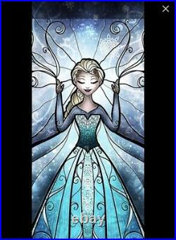 Diamond Art Club The Snow Queen by Mandie Manzano NewithSealed Discontinued