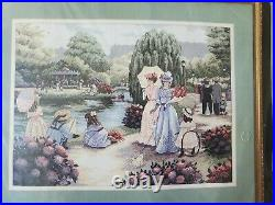 Dimensions A STROLL IN THE PARK The Gold Collection #35021 Cross Stitch Kit New
