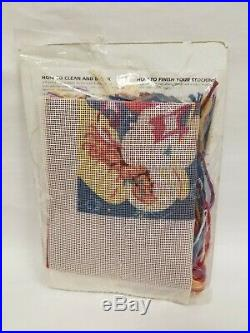Dimensions Christmas Holiday Needlepoint Stocking Kit Angel Of Tidings #9105 16