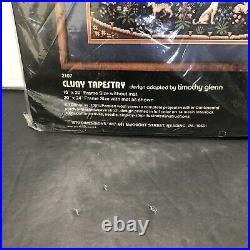 Dimensions Cluny Tapestry Needlepoint Kit Timothy Glenn #2107 1979