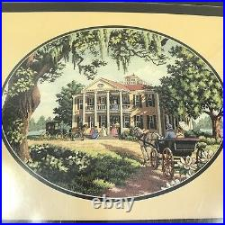 Dimensions Cross Stitch kit Southern Social Gold Collection #35010