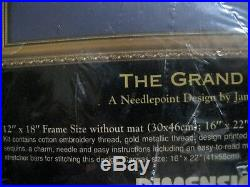 Dimensions GOLD COLLECTION Needlepoint PICTURE Kit, THE GRAND SAGE, 2459, Wizard