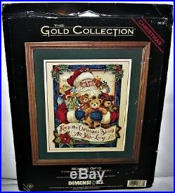 Dimensions Gold Collection BEARING GIFTS #8638 Counted Cross Stitch NEW