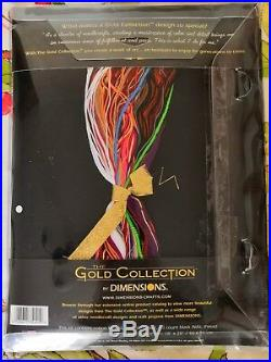 Dimensions Gold Collection Cross Stitch Kit Scarlet Wizard 35141