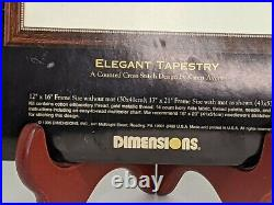 Dimensions Gold Collection ELEGANT TAPESTRY 3793 Vtg 1995 NEW