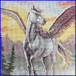 Dimensions Gold Collection Enchanting Pegasus Cross Stitch Kit Himsworth 35023