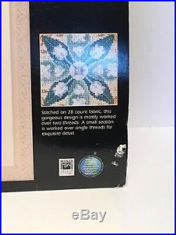 Dimensions Gold Collection Exquisite Lily Sampler X-stitch Kit #35064