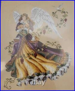 Dimensions Gold Collection INNOCENT GUARDIAN Angel Cross Stitch Kit Himsworth