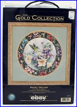 Dimensions Gold Collection Sweet Nectar Counted Cross Stitch Kit 35011 Lena Liu