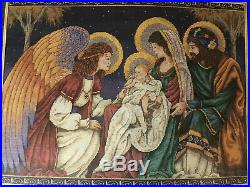 Dimensions-Gold Collection The Birth Of Christ #8563 Cross Stitch Kit, Nativity