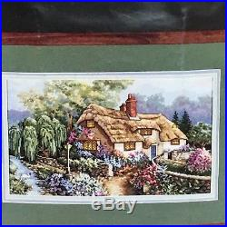 Dimensions The Gold Collection Bedfordshire Sunset 3796 Counted Cross Stitch Kit