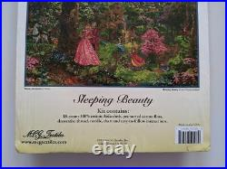 Disney Dreams # 52508 Sleeping Beauty Counted Cross Stitch Kit Unopened RARE