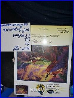Disney Dreams Lion King Cross Stitch Kit