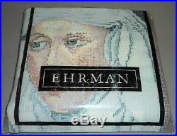EHRMAN'A LADY' TAPESTRY NEEDLEPOINT KIT by KAFFE FASSETT VINTAGE & RARE
