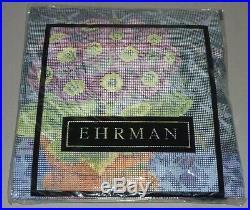 EHRMAN AURICULAS by JILL GORDON retired NEEDLEPOINT TAPESTRY KIT