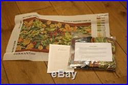 EHRMAN Autumn Trees MARGARET MURTON TAPESTRY NEEDLEPOINT KIT RETIRED RARE