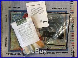 EHRMAN NEEDLEPOINT/TAPESTRY KIT COCK A DOODLE DOO BY ELIAN McCREADY