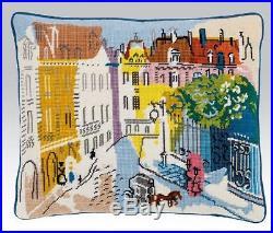 EHRMAN Sally Corey PARIS tapestry NEEDLEPOINT KIT RARE RETIRED