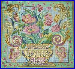 EHRMAN rare BELLA by CANDACE BAHOUTH TAPESTRY NEEDLEPOINT KIT retired