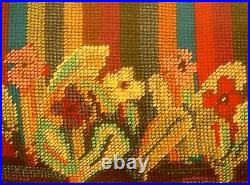 EHRMAN tapestry needlepoint kit POTS DRAUGHT EXCLUDER by BRANDON MABLY rare