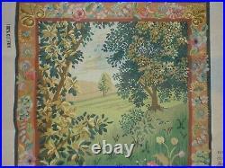 EHRMAN very rare ARCADIA wall hanging CANDACE BAHOUTH TAPESTRY NEEDLEPOINT KIT