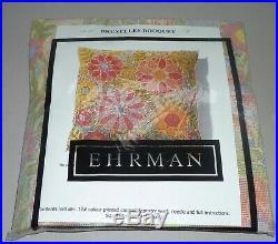 EHRMAN vintage BRUXELLES BOUQUET by RAYMOND HONEYMAN NEEDLEPOINT TAPESTRY KIT