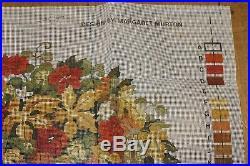 Ehrman MARGARET MURTON GATHERINGS LARGE tapestry NEEDLEPOINT KIT RETIRED RARE
