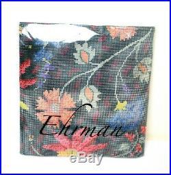 Ehrman Needlepoint Cushion Kit Caprice Unused By Candace Bahouth $140